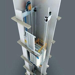 Заказать в Шымкенте монтаж шахты лифта