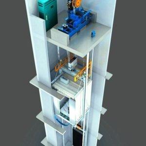 Заказать шахту лифта в Шымкенте